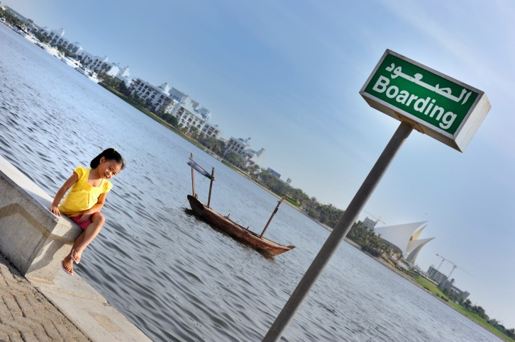 The best Dubai tourist attractions: Dubai Creek